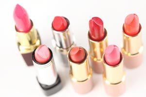 Ilustración de Que significan los colores del lápiz de labio