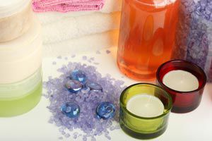 Ilustración de Cómo preparar cosméticos con frutas