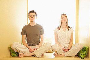Ilustración de Cómo mejorar la relación de pareja con meditación