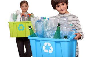 Ilustración de C&oacutemo Reciclar en Casa
