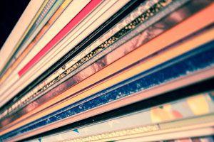 Ilustración de Cómo organizar las revistas