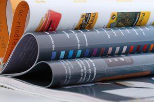 Ilustración de Cómo organizar y clasificar artículos de revistas