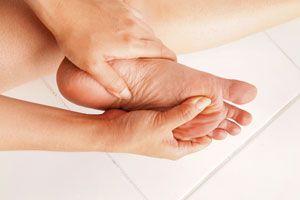 Cómo cuidar los pies de los diabéticos