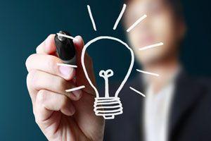 Ilustración de Cómo desarrollar una idea escrita