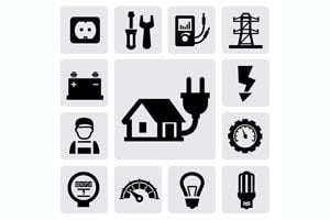 Ilustración de Como saber que significa cada termino eléctrico
