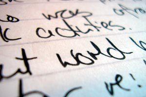 Ilustración de Cómo hacer descripciones interesantes al escribir