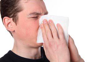 Ilustración de Remedios caseros para la congestión nasal