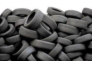 Ilustración de ¿Qué hacer con las Llantas o Neumáticos Usados?