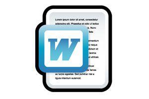 Ilustración de Cómo recuperar un documento de Microsoft Word