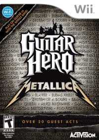 Ilustración de Trucos para Guitar Hero: Metallica - Trucos Wii