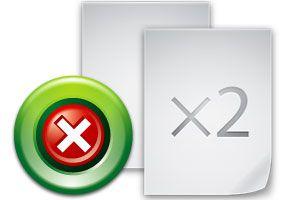 Ilustración de Como hacer para eliminar archivos duplicados