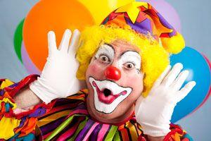 Ilustración de Cómo ser un payaso de circo profesional