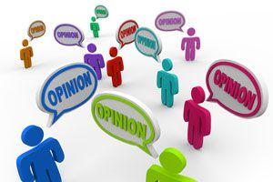 Ilustración de Cómo defender mi opinión
