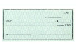 Ilustración de Cómo hacer el cheque de la abundancia