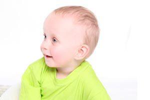 Ilustración de Cómo estimular a un bebé de 11 meses