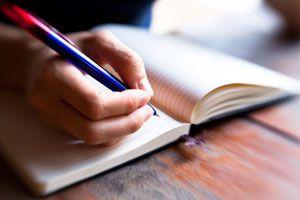 Ilustración de Cómo Escribir un Ensayo
