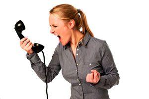 Ilustración de Cómo lograr que una persona deje de llamar por teléfono