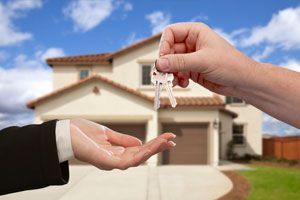 Ilustración de Cómo comprar una casa