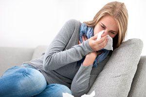 Ilustración de Cómo aliviar o curar la Congestión Nasal con Remedios Naturales
