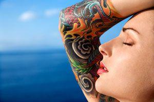 Cómo cuidar un tatuaje permanente
