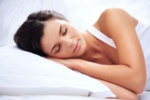 Ilustración de Consejos naturales para dormir mejor