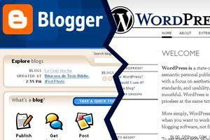Ilustración de C&oacutemo empezar un blog en Wordpress