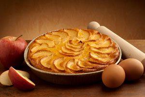 Ilustración de Cómo hacer tartas de manzanas perfectas