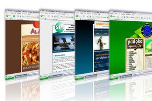 Ilustración de Como crear un sitio Web gratis