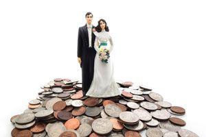 Ilustración de Cómo controlar los gastos de la boda