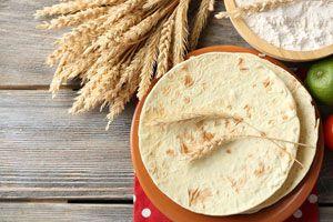 Ilustración de Cómo preparar Tortillas de Harina (Mexicanas)