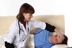 Cómo detectar y bajar la fiebre