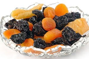Cómo conservar y elegir las frutas secas o desecadas