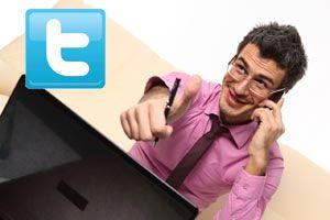 Ilustración de Cómo promocionar un negocio con Twitter