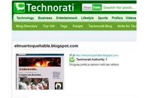 Ilustración de Qué es y cómo formar parte de Technorati