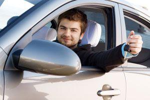 Ilustración de Cómo hacer que tus padres te presten el coche