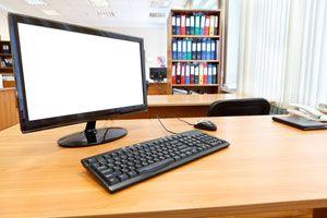 Ilustración de Cómo mantener un escritorio en orden