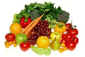Ilustración de Cómo elegir frutas y legumbres frescas