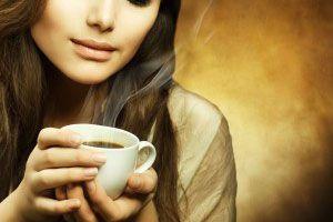 Ilustración de Cómo degustar el café