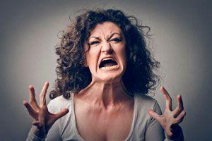 Ilustración de Cómo controlar la ira