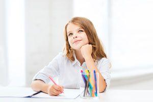 Ilustración de Cómo Ayudar a un Niño Distraído