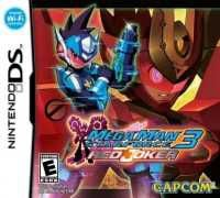 Ilustración de Trucos para Mega Man Star Force 3: Red Joker - Trucos DS