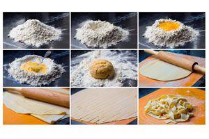 Ilustración de Cómo hacer pastas caseras sin Pastalinda