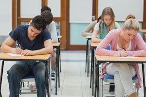 Ilustración de Cómo prepararse para rendir un examen