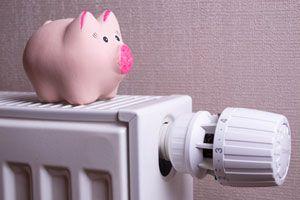 Ilustración de Cómo ahorrar en calefacción
