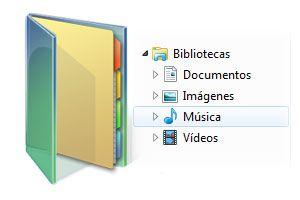 Ilustración de Cómo organizar los archivos en la computadora