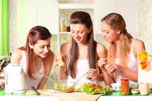 Ilustración de Cómo mejorar nuestra alimentación
