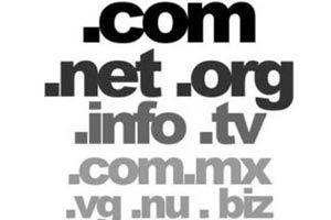 Ilustración de Como saber cuántas extensiones de dominio existen