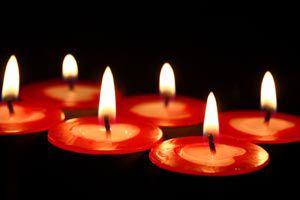 Ilustración de Cómo hacer que las velas duren más