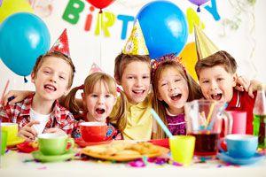 Ilustración de Cómo animar un cumpleaños infantil