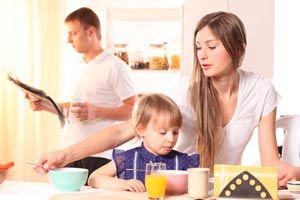 Ilustración de Cómo tener buenos hábitos en el hogar